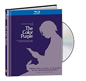 The Color Purple [Blu-ray Book]