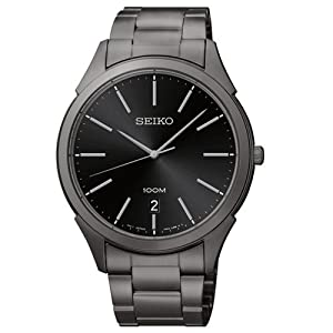 Seiko Watches- Seiko 100m Water Resistant Men's Watch