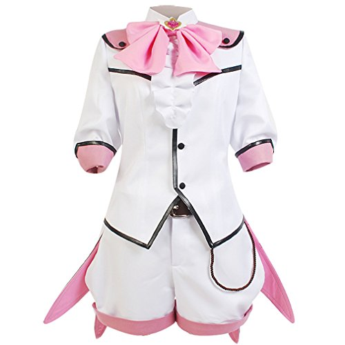 [Allten Men's Cosplay Costume Defense Club Ryu Zaou Tailor Made] (Ryu Costume)