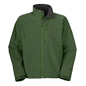 The North Face Men's Apex Bionic Jacket Nottingham Green/Nottingham Green XXL by North Face