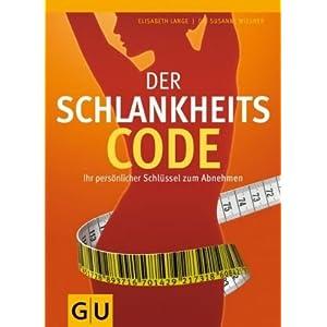 eBook Cover für  Der Schlankheits Code Ihr pers ouml nlicher Schl uuml ssel zum Abnehmen GU Spezial