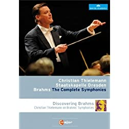 Complete Symphonies & Discovering Brahms [Blu-ray]