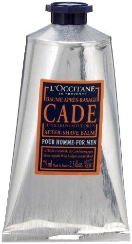 L'Occitane L'Occitane Baume Après Rasage, Cade (After Shave Balm for Men), 2.5-Ounce Tube