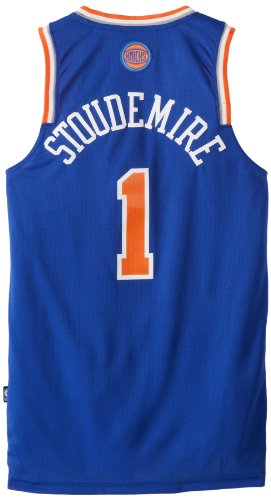 NBA Kids /& Youth Boys Assist Short Sleeve Shooter Tee New York Knicks-Blue-S 4
