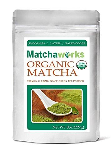 Matchaworks-Matcha-Green-Tea-Powder-Culinary-Grade-Raw-Organic-8-Ounce