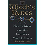 A Witch's Runes, How to Make and Use Your Own Magick Stonesby Susan Sheppard