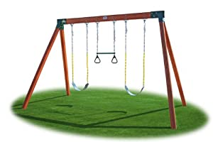 Eastern Jungle Gym Classic Swing Set Hardware Kit (No Lumber) by Eastern Jungle Gym