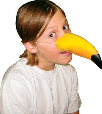Rubie's Costume Co Toucan Nose Costume - 1
