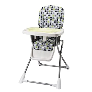 Evenflo Compact Fold High Chair, Lima