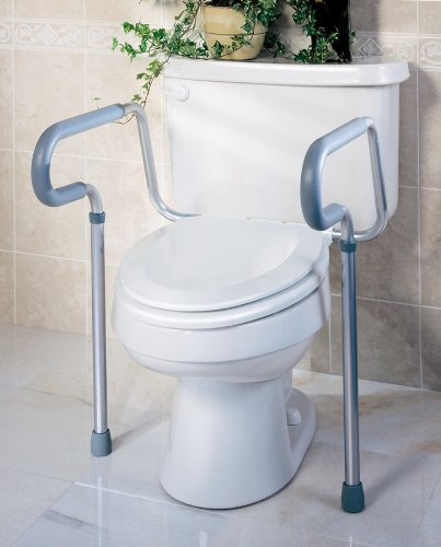 Guardian - Sunrise Medical Toilet Safety Frame (GU30300) Category: Whirlpool and Bathroom Safety Aids
