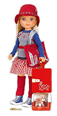 Nancy London World Adventures Doll