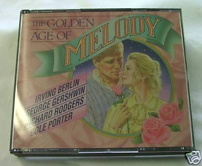 Reader's Digest The Golden Age of Melody Irving Berling, George Gershwin, Richard Rodgers,... by Bing Crosy,&#32;Tommy Dorsey,&#32;Ella Fitzgerald,&#32;Perry Como and Judy Garland