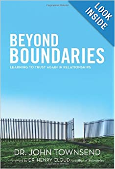 Beyond Boundaries: Learning to Trust Again in Relationship