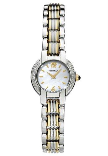 Seiko Women's SUJC43 Diamond Watch