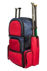 Amazon.com : Navy Blue and Red Chita II (L) Adult Softball