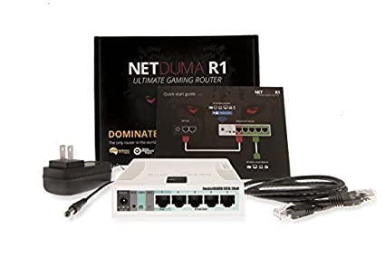 Netduma-R1-Gaming-Router-(Xbox-One/PS4/PS3/Xbox-360)