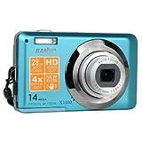 Blue Sanyo VPC-X1400 14mp Digital