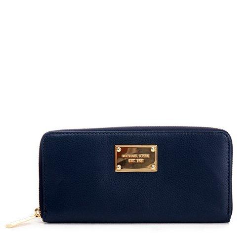 MICHAEL Michael KorsMichael Kors ZA Continental Sapphire Clutch Wallet