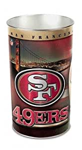 San Francisco 49Ers Wastebasket