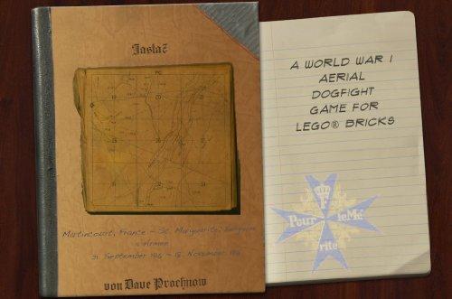 Jasta 7: A World War I Aerial Dogfight Game for LEGO(R) Bricks PDF
