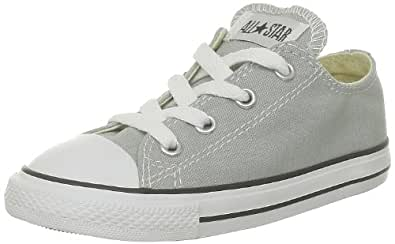 Converse Juniors All Star Ox Mirage Grey - Unisex - Kinder (31.5 eu, Mirage Grey)