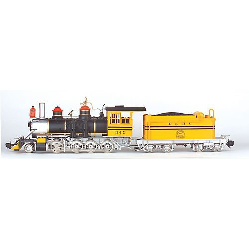 Bachmann Industries C-19 Steam Locomotive front-391046