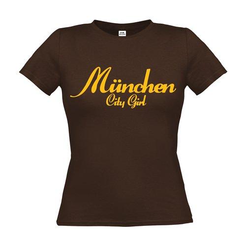 dress-puntos Woman T-Shirt München City Girl drpt-w00438 günstig