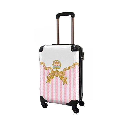 CARART(キャラート) アート スーツケース ベベヒナ ジッパー4輪 機内持込 J00306
