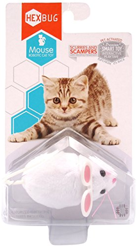 Hexbug Mouse Robotic Cat Toy - Random Color (Remote Control Mouse compare prices)