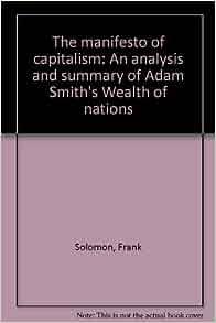 Adam Smith Critical Essays