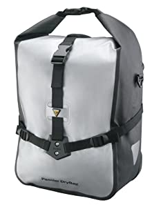 Topeak Pannier Dry Bag Water Proof Bicycle Pannier Bag (1-Pair)