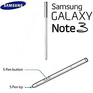 Original Touch Stylus S Pen Replacement For Samsung Galaxy Note 3 N9000 N900 white ~ USA