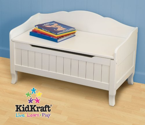 Kidkraft nantucket toybox with out cushion shopswell