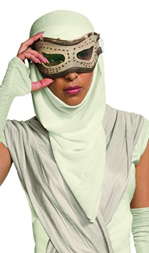 Adult Rey Eye Mask With Hood