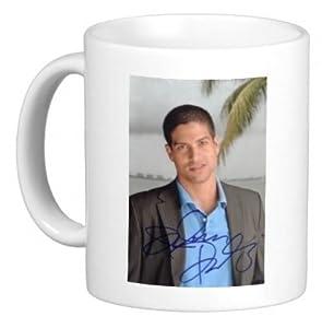 Adam Rodriguez From CSI Miami Signed Autographed Mug - Printed Autograph Mug