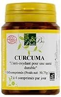 Belle et Bio Curcuma L'anti oxydant pour une santé durable 150 comprimés 92.25g