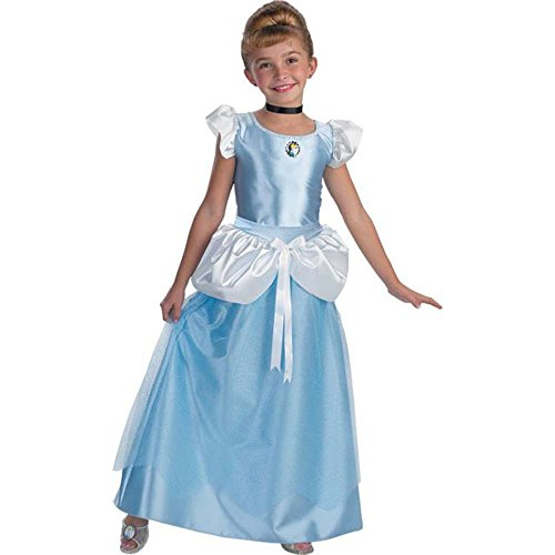 Child's Disney Cinderella Costume (Size:Large 7-10)