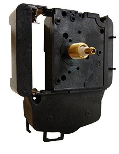 Takane Clock Movement - Extra Spacing High Torque Pendulum Movement For Large Hands - Clock Repair Kit - (Extra Large Clock Hands Kit compare prices)