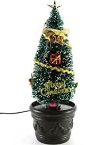 USB Powered Christmas Tree with Color Changing Lights + Free DreamBargains Neckstrap!
