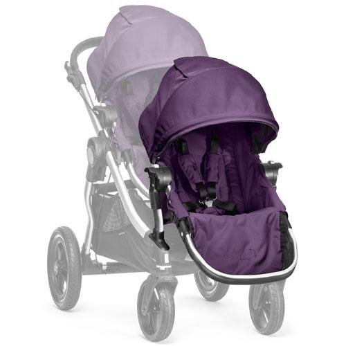 Baby Jogger City Select Second Seat Kit, Amethyst