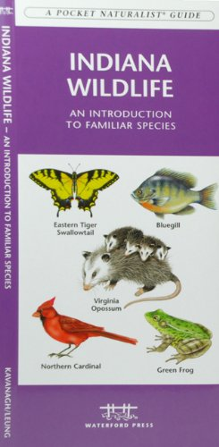 Indiana Wildlife: An Introduction to Familiar Species (State Nature Guides)