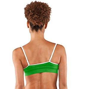 Women's UA Seamless Bralette Tops by Under Armour Large Lizard