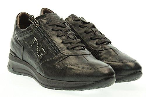 NERO GIARDINI donna sneakers basse A616055D/109 36 Piombo