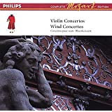 Complete Mozart Edition-Vol. 5: Violin Concertos, Wind Concertos