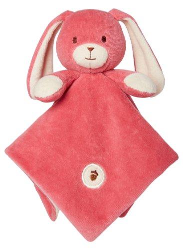 My Natural Lovie Blankie, Pink Bunny front-668996