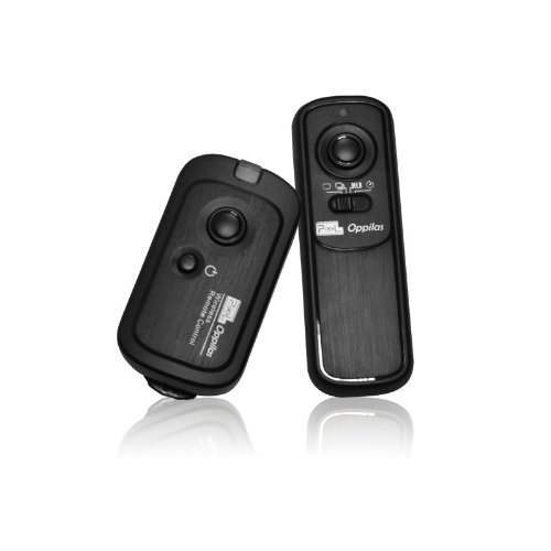 Pixel RW-221 DC2 Wireless Remote Shutter Release for Nikon D3100, D3200, D3300, D5000, D5100, D5200, D5300, D5500,