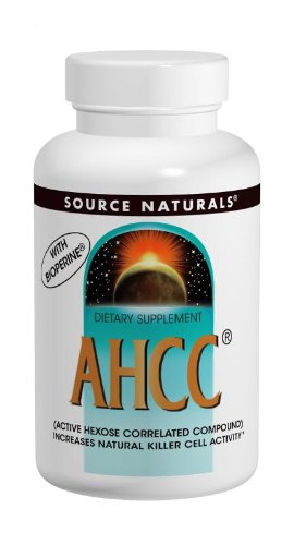 Source Naturals Ahcc 500Mg, 60 Tablets