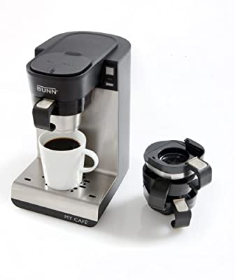 BUNN MCU Single Cup Multi-Use Brewer made by EMG East, Inc. (direct order)