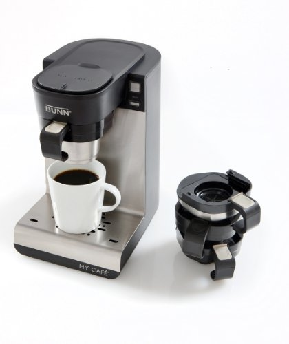 Fantastic Deal! BUNN MCU Single Cup Multi-Use Home Coffee Brewer