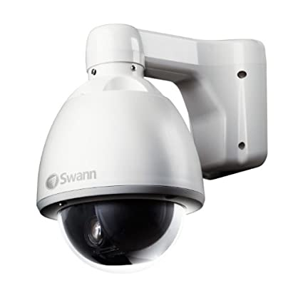 Swann PRO-752 PTZ Security Camera with 22x Optical Zoom (White)